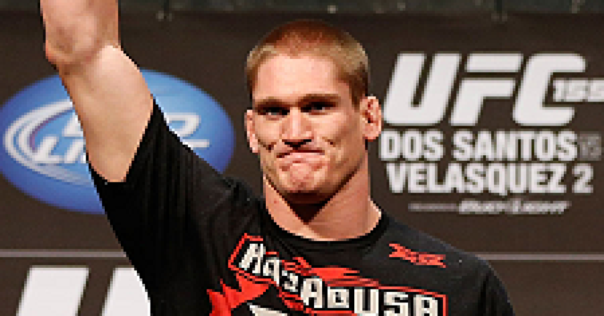 todd duffee vs frank mir