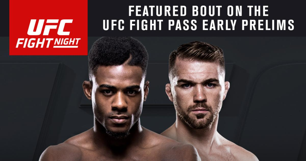 UFC FIGHT PASS Features Sterling vs. Caraway | UFC ® - News