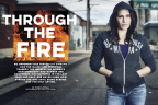 Cat Zingano: Through the Fire