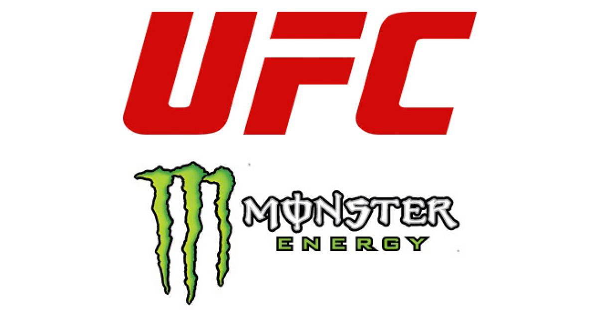 ufc and monster energy announce extension of global partnership