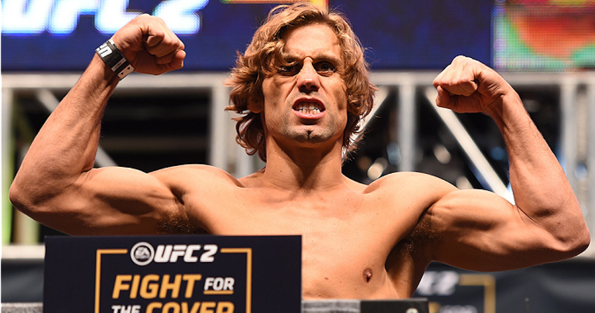urijah faber eager to get back to his fighting self ufc news. Black Bedroom Furniture Sets. Home Design Ideas