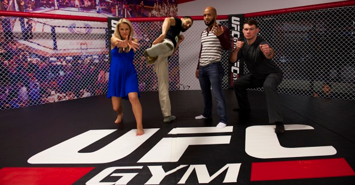 ufc 183 guest fighters take tour of famous johnny tocco u0026 39 s
