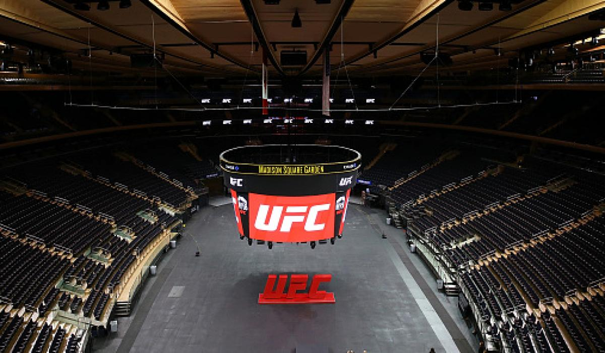 El Madison Square Garden Escenario Multifac Tico Ufc News