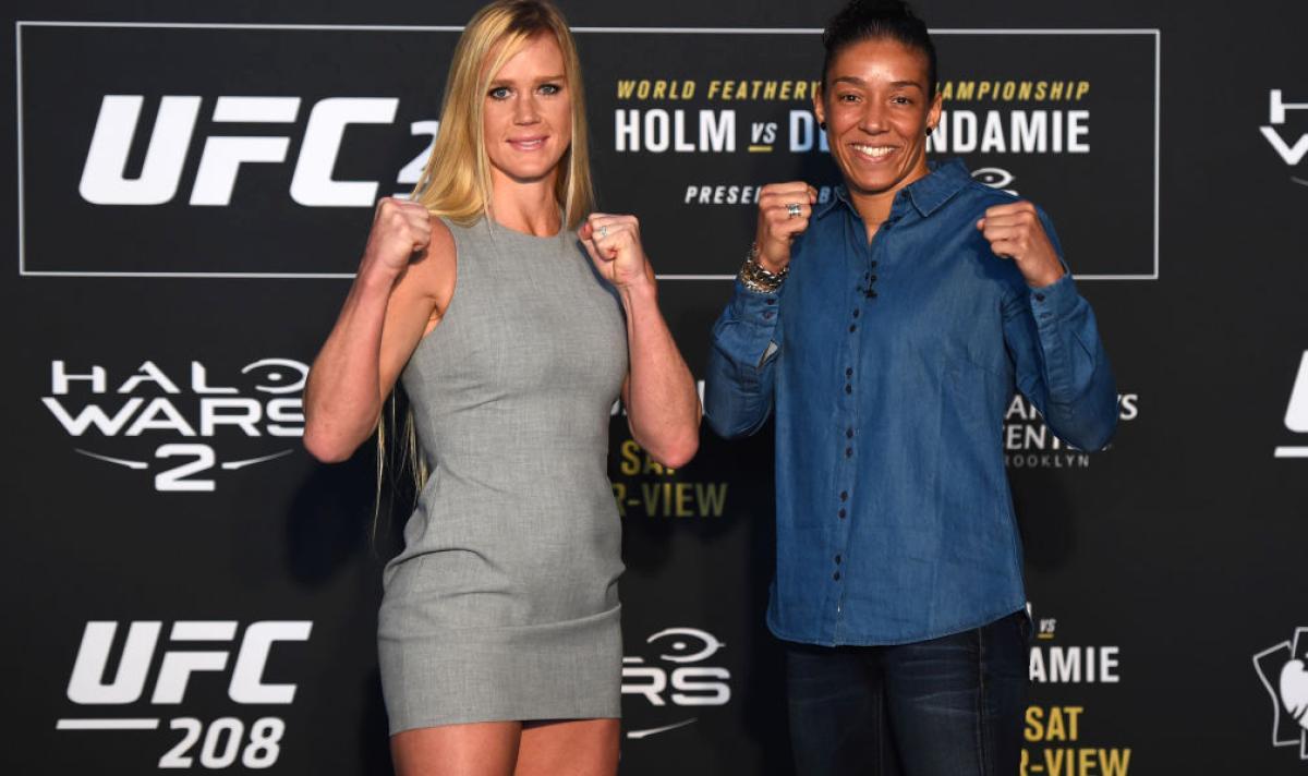 UFC 208 - Fight by fight breakdown