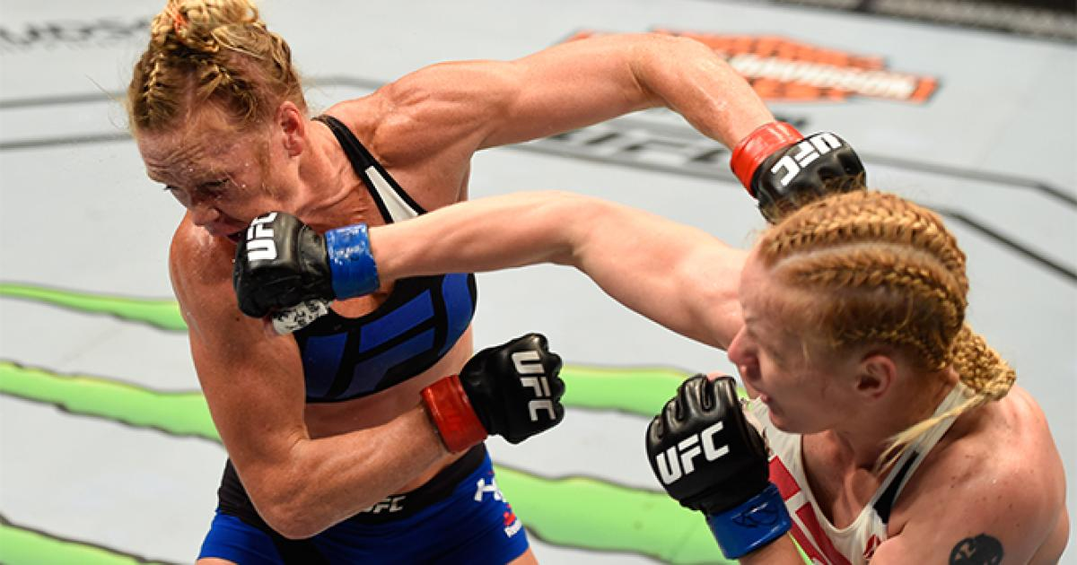 Shevchenko stuns Holm with dominating win | UFC ® - News