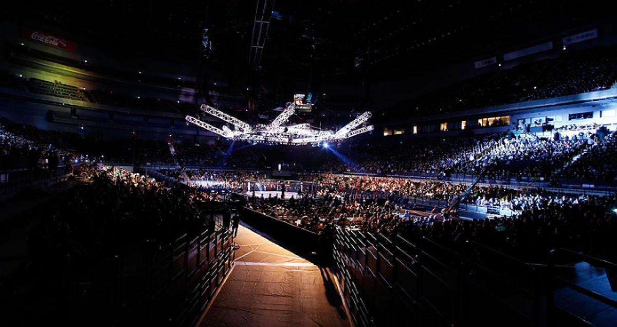 UFC volta à lendária Saitama Super Arena, no Japão, em setembro | UFC ® - News