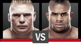 UFC® 141 Live on Pay-Per-View