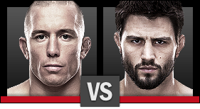 UFC&reg; 154 Live on Pay-Per-View