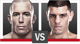 Georges St-Pierre vs. Nick Diaz