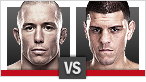 St-Pierre vs. Diaz
