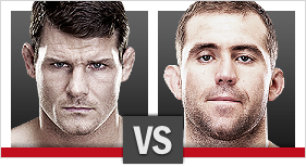 Michael Bisping vs. Alan Belcher