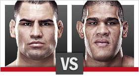 UFC 160 Live from Las Vegas
