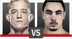 Colton Smith vs. Robert Whittaker