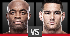 UFC 162 Live on Pay-Per-View