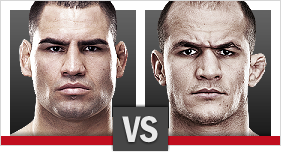 Cain Velasquez vs. Junior Dos Santos