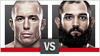 St-Pierre vs. Hendricks
