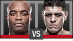 Anderson Silva vs. Nick Diaz