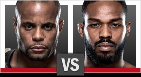 UFC 197 Cormier vs Jones 2