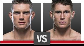 UFC Liverpool Thompson x Till