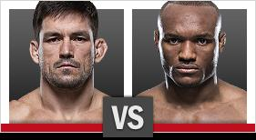 UFC Fight Night Maia vs Usman