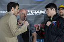 Dana White, Kenny Florian, Diego Nunes &amp; Shane Carwin