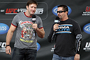 Stephan Bonnar &amp; Mike Goldberg