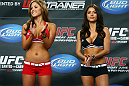 Brittney Palmer &amp; Arianny Celeste