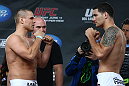 Jesse Bongfeldt &amp; Chris Weidman