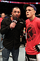 Joe Lauzon & Joe Rogan