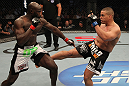 Cheick Kongo vs Pat Barry