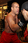 UFC 132 Open Workouts: Tito Ortiz