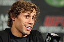 UFC 132 Pre-fight Press Conference: Urijah Faber