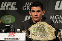 UFC 132 Pre-fight Press Conference: Dominick Cruz