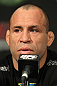 UFC 132 Pre-fight Press Conference: Wanderlei Silva