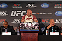 UFC President Dana White, Rashad Evans &amp; Tito Ortiz
