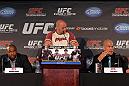 UFC President Dana White, Rashad Evans & Tito Ortiz