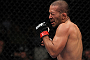 UFC 133: Ivan Menjivar