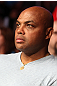UFC 133: NBA legend Charles Barkley attends the fight.