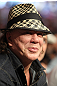 UFC 133: Actor Mickey Rourke