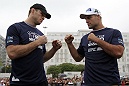 Forrest Griffin &amp; Shogun Rua