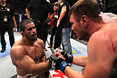 Rousimar Palhares &amp; Dan Miller