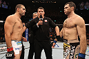 Shogun Rua &amp; Forrest Griffin