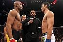 Anderson Silva & Yushin Okami