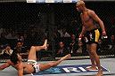 Anderson Silva vs Yushin Okami