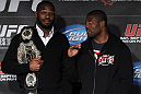 Jon Jones vs. Rampage Jackson