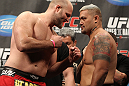 Ben Rothwell vs Mark Hunt