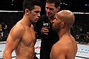 Dominick Cruz & Demetrious Johnson