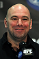 UFC President Dana White