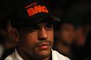 Vitor Belfort attends UFC 136