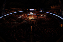 UFC 136 Toyota Center Arena